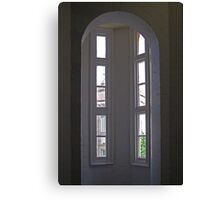 Light in the Turret Canvas Print