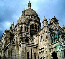 Montmartre by Debbie  Widmer