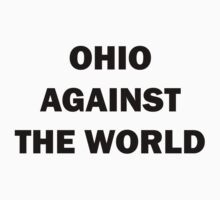 Ohio Against the World Kids Tee