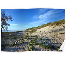 Cable Beach Sandhills Poster