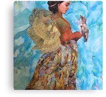 Elianna Redux Canvas Print