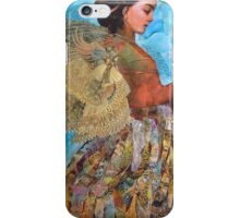 Elianna Redux iPhone Case/Skin