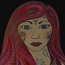 Scarlet Rose by MelDavies
