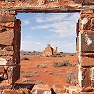 Pondanna Ruins, Gawler Ranges by Blue Gum Pictures