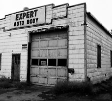 Expert Auto Body by Arie Intveld