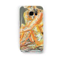 Fiery Woman  Samsung Galaxy Case/Skin