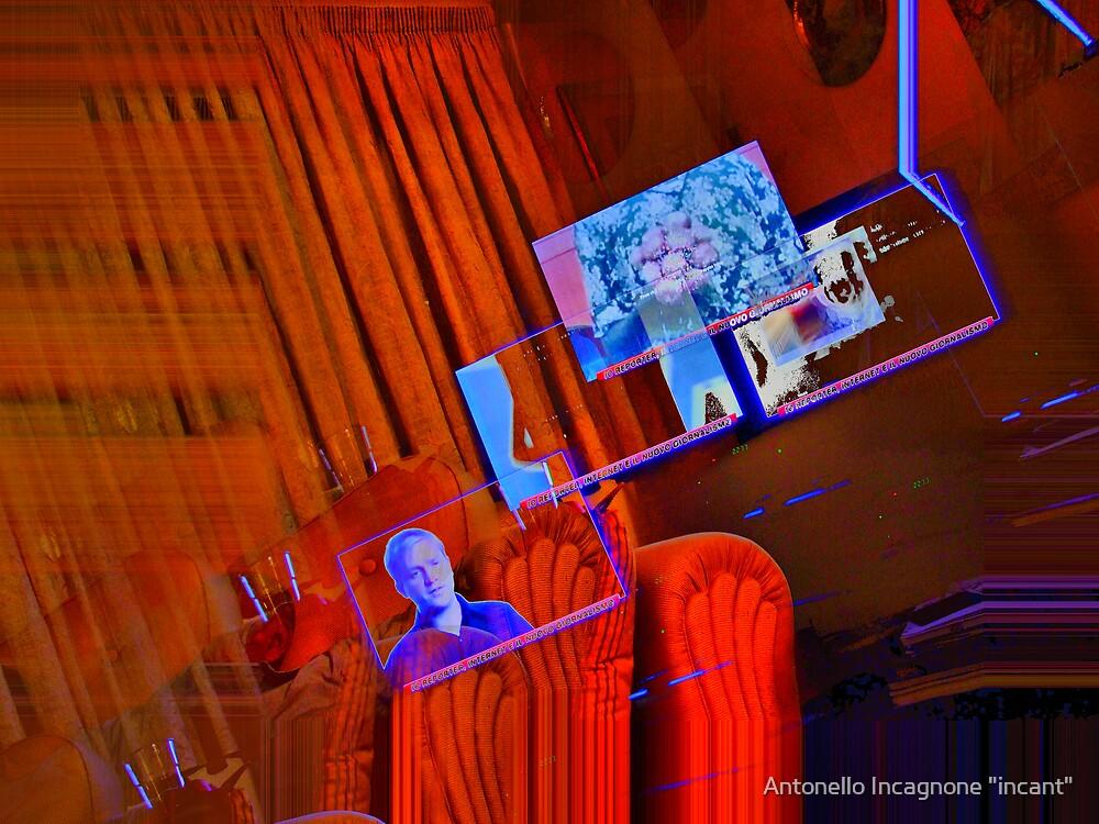 """SKY television by Antonello Incagnone """"incant"""""""