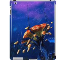 Psychadellic Mushrooms of the Shivering Isles iPad Case/Skin