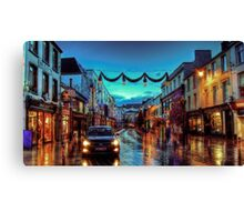 Christmas in Killarney Canvas Print