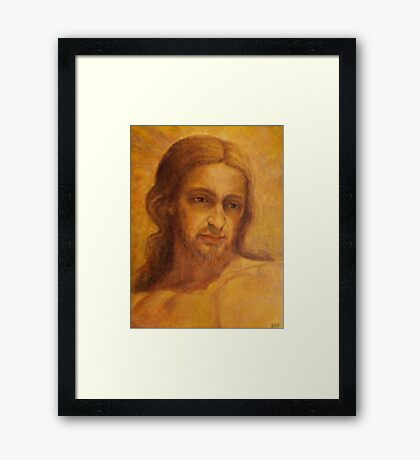 Feeling Good? Framed Print