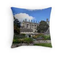 St. Mary's Cathedral Throw Pillow