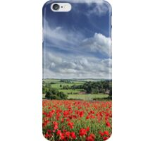 Poppylicious View iPhone Case/Skin