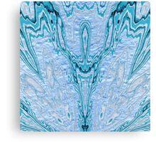 Ice Blue 2000 Canvas Print