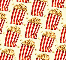 Popcorn Pattern by Kelly  Gilleran