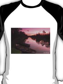 Ross Island Sunrise T-Shirt