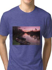 Ross Island Sunrise Tri-blend T-Shirt