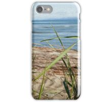 Beach's View iPhone Case/Skin