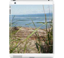 Beach's View iPad Case/Skin