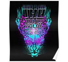The Mars Volta Evil Genius Poster