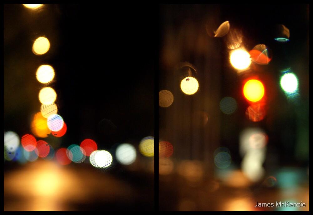 Avenue Bokeh by James McKenzie