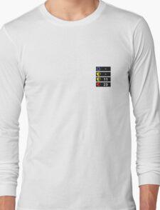 Reflex Item Timers Long Sleeve T-Shirt
