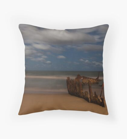 SS Decay Throw Pillow