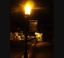 Virginia City Nevada ~ After Dark On The Boardwalk Unisex T-Shirt