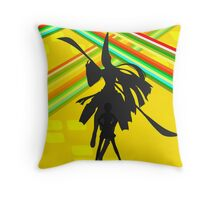 Persona 4 - Chie Throw Pillow