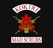 The Kokiri Mad Scrubs Zipped Hoodie