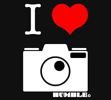 I Heart Camera MK II Unisex T-Shirt