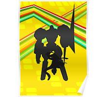 Persona 4 - Kanji Poster