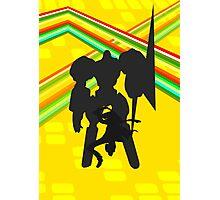 Persona 4 - Kanji Photographic Print