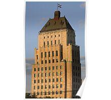 Price bulding - Quebec City Poster