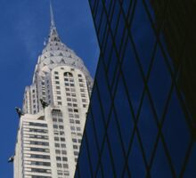 Chrysler Building - NYC Sticker