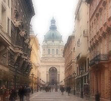 Streets of Budapest by zumi