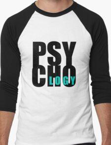 Psychology Men's Baseball ¾ T-Shirt