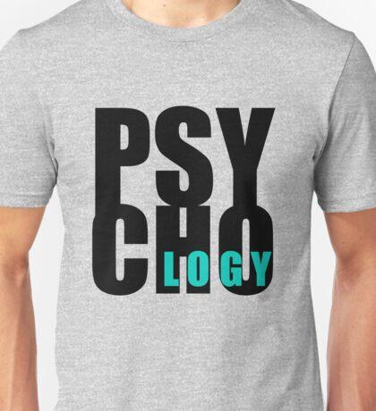 Psychology Unisex T-Shirt