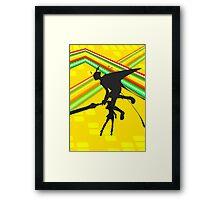 Persona 4 - Naoto Framed Print