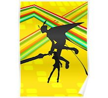 Persona 4 - Naoto Poster