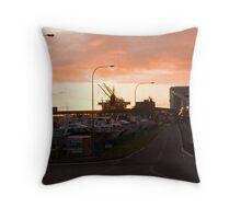 Geraldton dawn Throw Pillow