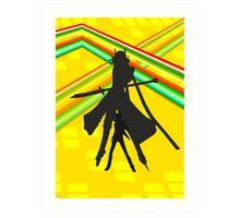 Persona 4 - Yu Art Print
