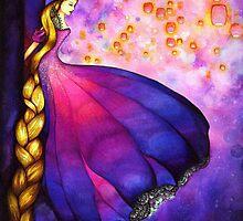 Rapunzel by Annya Kai