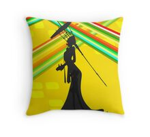 Persona 4 - Rise Throw Pillow