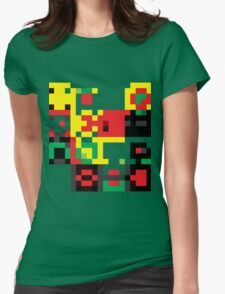 ROBO Womens Fitted T-Shirt