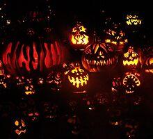 Pumpkin Party by Jamie Lee