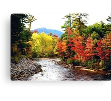 Typical New England Canvas Print
