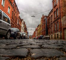 Street in the city by kostolany244