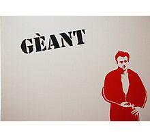 Geant Photographic Print