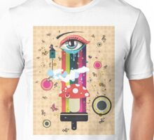 Surreal Eye Unisex T-Shirt