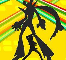 Persona 4 - Yosuke by Luke Stevens